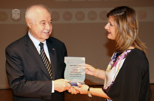 HE Dr. Talal Abu-Ghazaleh patronizes Jubilee School's 14th Arab Youth Competition for Electronic Design