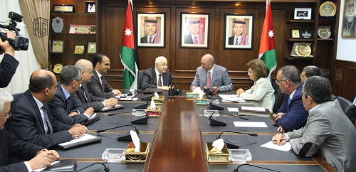 Chairman of the Jordanian Senate HE Mr. Faisal Al Fayez and HE Senator Talal Abu-Ghazaleh Sign Agreement to Transform the Senate into Smart and Knowledge-based Institution