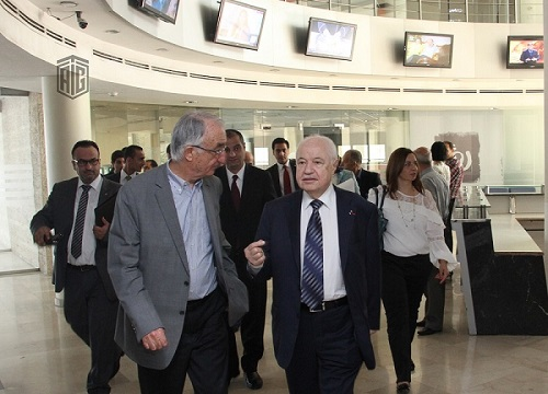 Talal Abu-Ghazaleh Organization and Jordan Media City agree on cooperation in many fields