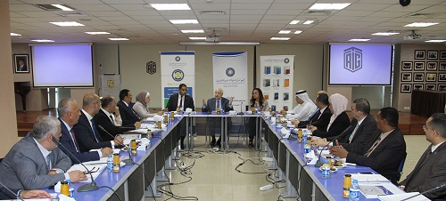 The International Arab Society of Certified Accountants held its annual meeting under the chairmanship of its Chairman HE Dr. Talal Abu-Ghazaleh.