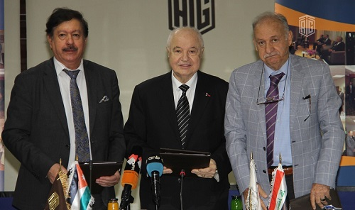 Talal Abu-Ghazaleh Organization (TAG-Org) signs a cooperation agreement with the Iraqi Business Council (IBC)-Jordan and the Iraqi National Business Council - Iraq stipulating the provision of various services by TAG-Org to members of the two Councils