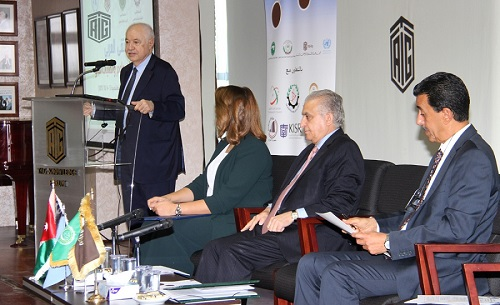 Talal Abu-Ghazaleh Organization (TAG-Org), ESCWA Technology Center, Arab Industrial Development and Mining Organization (AIDMO), Arab League Educational, Cultural and Scientific Organization (ALECSO) organize the Arab Forum for Science Applications and Na
