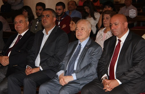 HE Dr. Talal Abu-Ghazaleh Inaugurates Talal Abu-Ghazaleh Knowledge Center at Saint George Greek Melkite Cathedral
