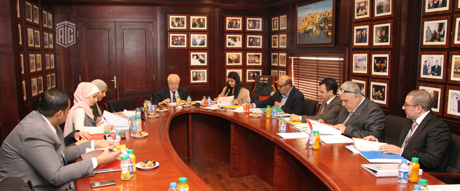 HE Dr. Talal Abu-Ghazaleh chairs ASIP and AIPMAS Board Extraordinary General Assembly Meetings