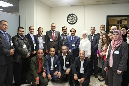 Talal Abu-Ghazaleh & Co. Consulting completes phase one of the electronic archiving project of Human Resources Department files at Jordan University Hospital