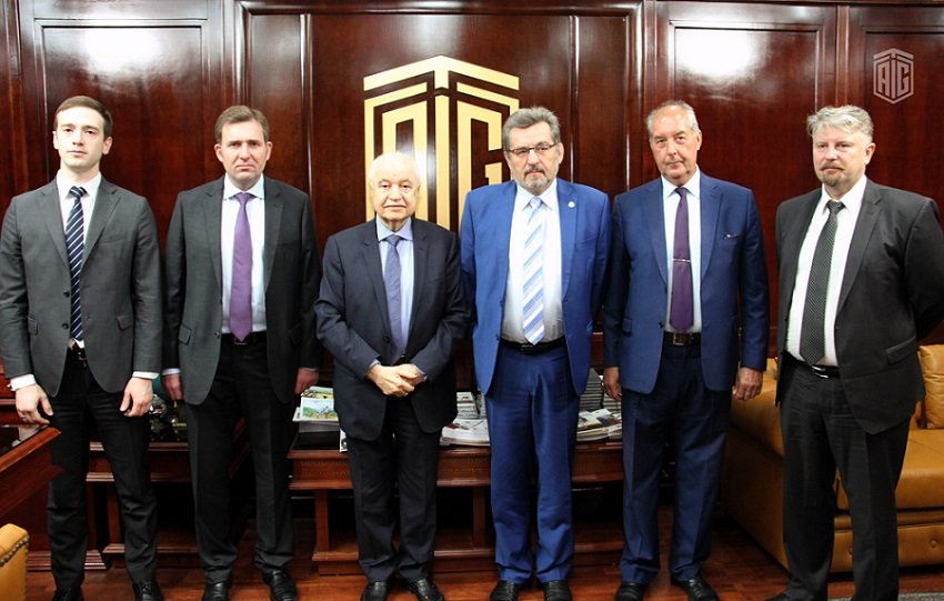 'Abu-Ghazaleh' and Russian State Academy of Intellectual Property Sign Memorandum of Understanding