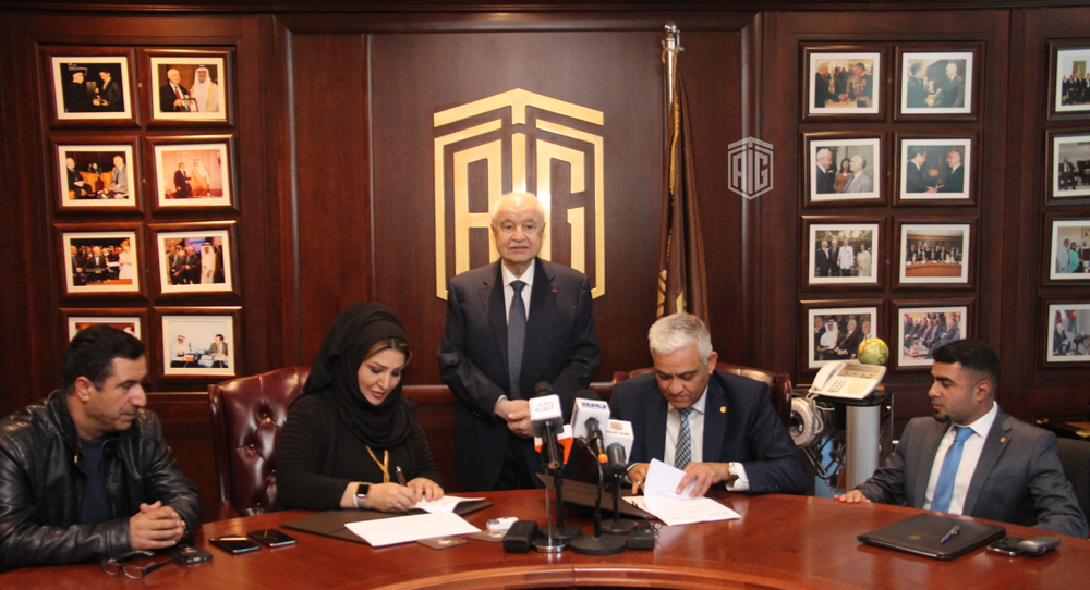 Abu-Ghazaleh and eTurn Group Sign Agreement to Conduct Arabic Courses and Fluency Program
