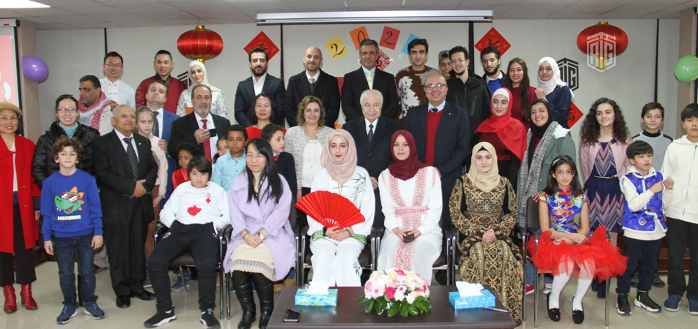 Talal Abu-Ghazaleh Confucius Institute Celebrates Chinese New Year and Spring Festival