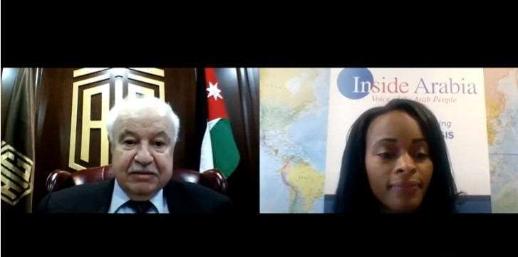 In an exclusive interview with the Washington-based Inside Arabia Magazine Abu-Ghazaleh Envisions the World Post COVID-19 Crisis