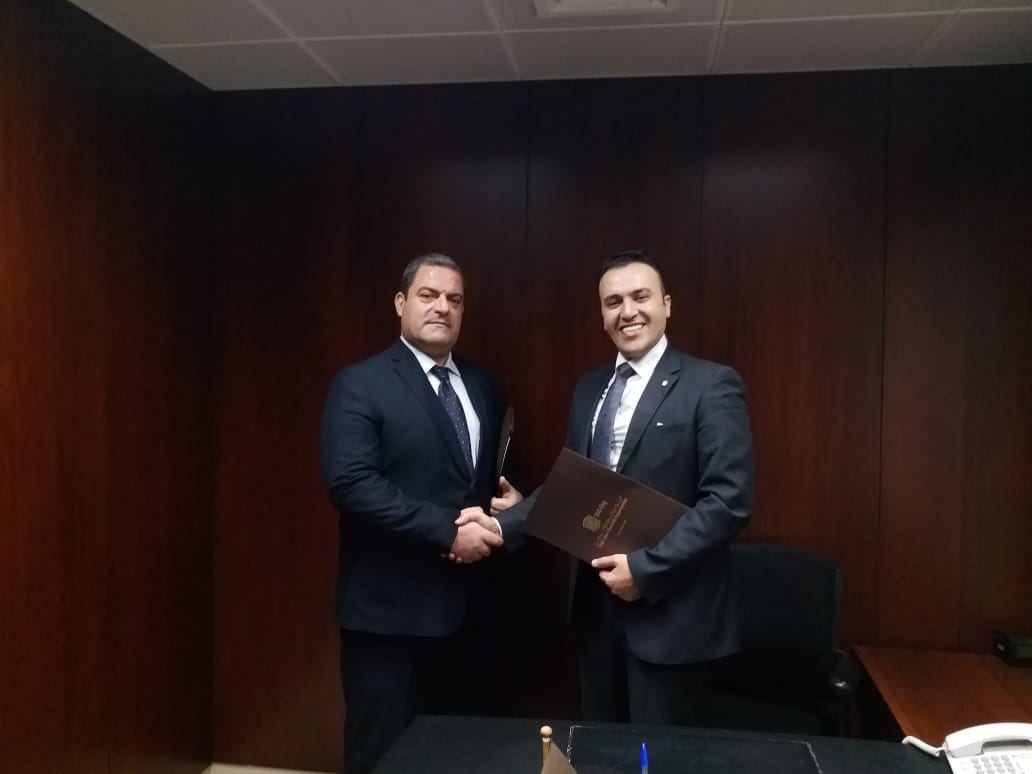 """Abu-Ghazaleh for Technologies"" Signs Cooperation Agreement with CompuWorld to Distribute TAGTech Devices in Lebanon"