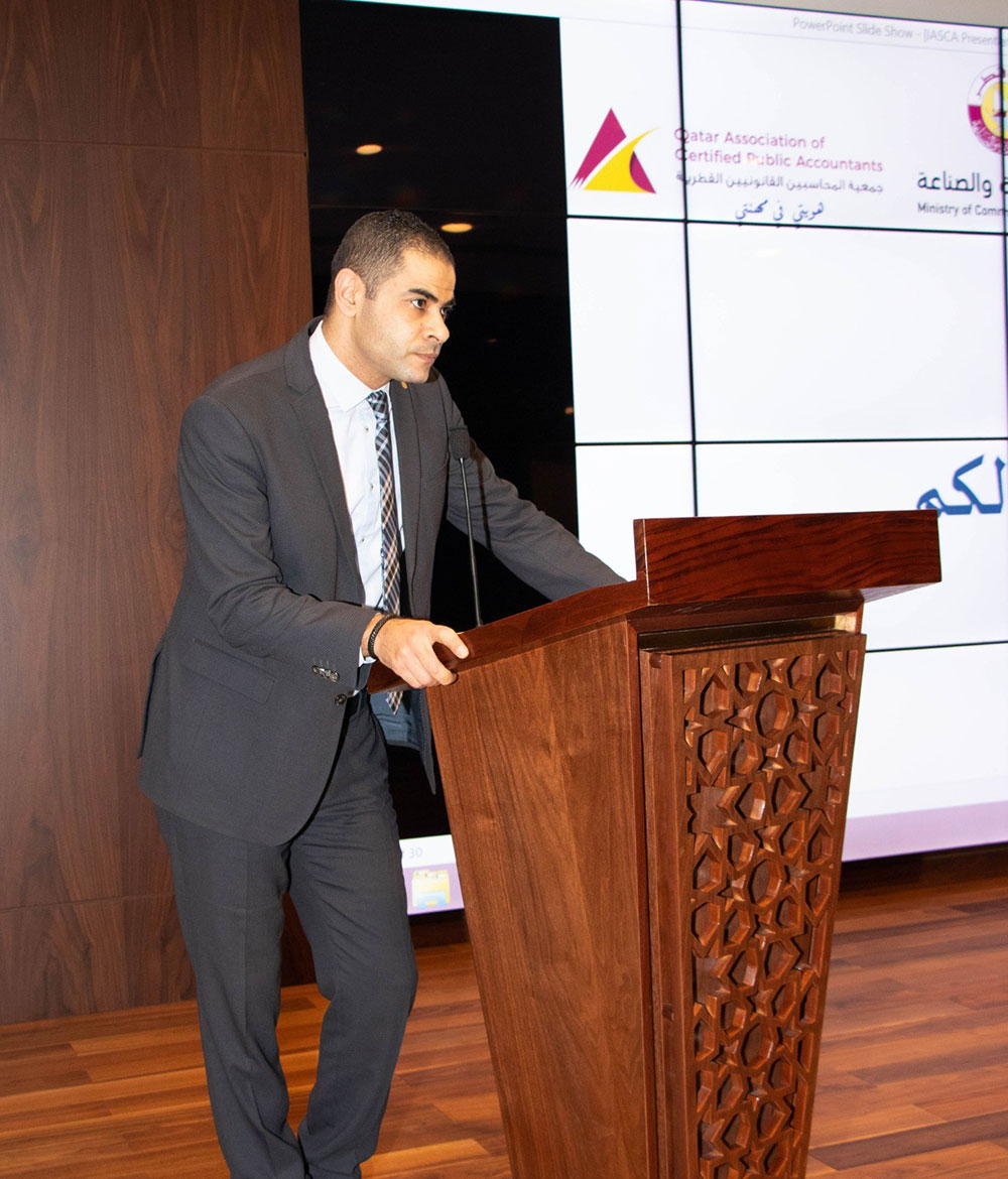 Abu-Ghazaleh: IASCA Programs and Qualifications through Qatar Association of Certified Public Accountants