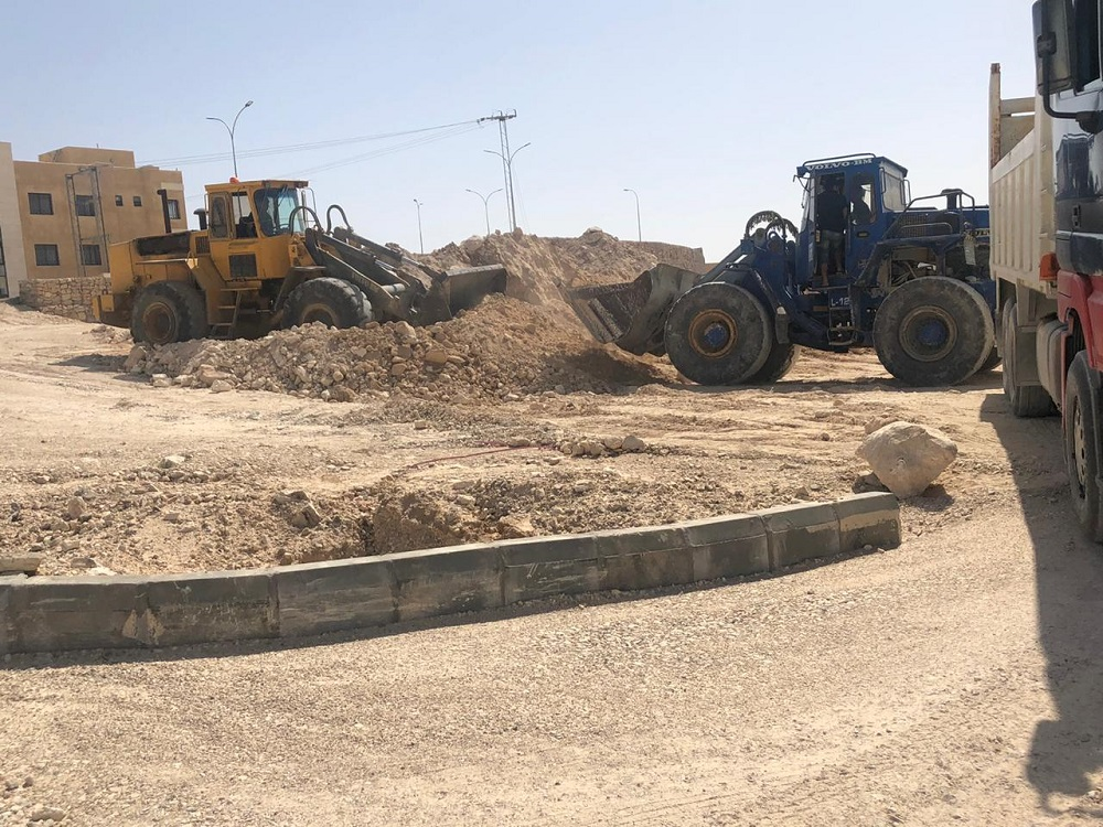 Establishment of 'Abu-Ghazaleh for Technologies' Factory at Madaba Industrial Estate