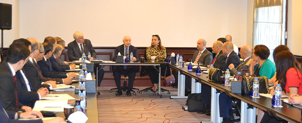 Talal Abu-Ghazaleh for Technologies Holds its 1st Founding Meeting in Dubai