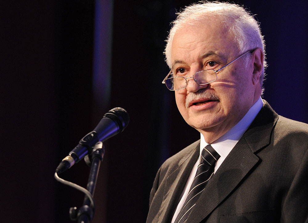 Abu-Ghazaleh; A Keynote Speaker at Graduation Ceremony of Ajman University's 28th Batch