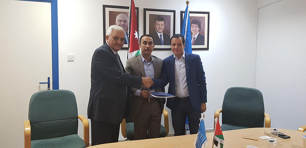 'Abu-Ghazaleh Academy', NAFES and Cell Avenue Sign Cooperation Agreement for Training in Marketing