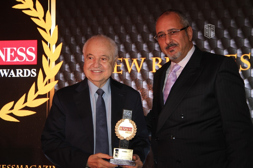 Abu-Ghazaleh Guest of Honor and Keynote Speaker; Receives