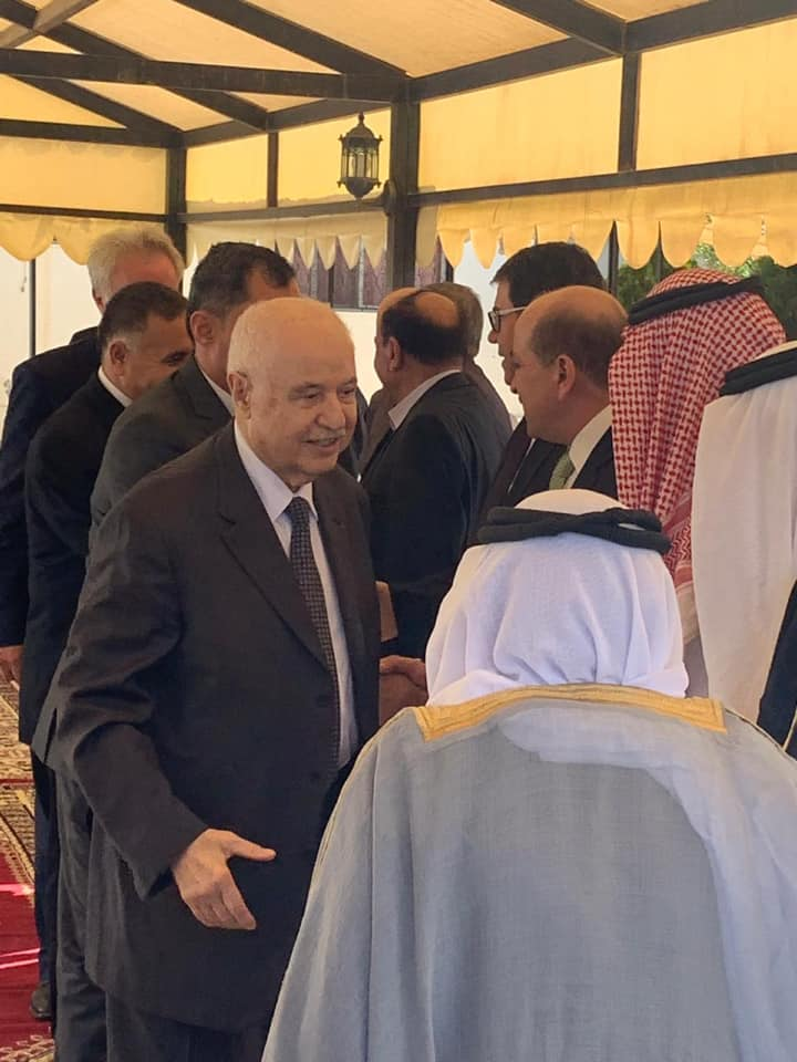 Al-Majali Tribe Hosts Abu-Ghazaleh in Al-Karak Governorate