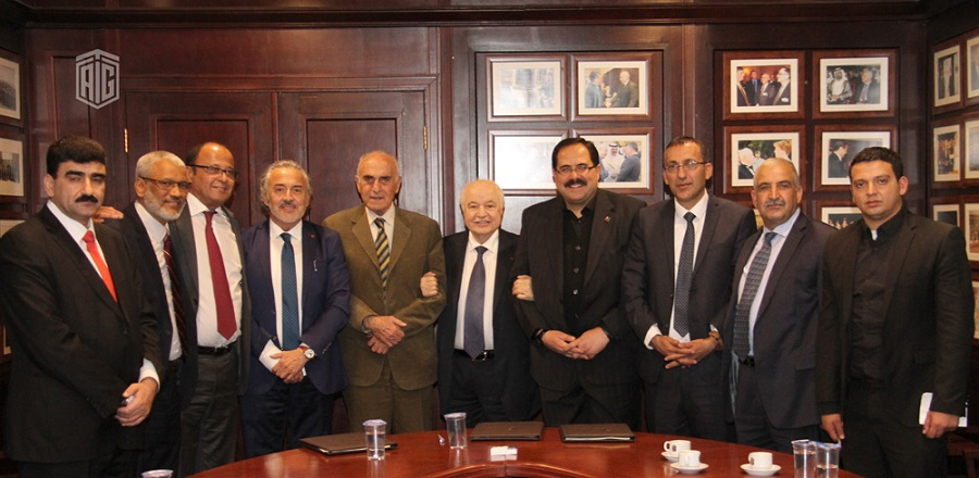 Talal Abu-Ghazaleh Organization and Al Quds Fund and Endowment sign agreement to establish 100 knowledge stations in Palestine, under the patronage of the Palestinian Minister of Education