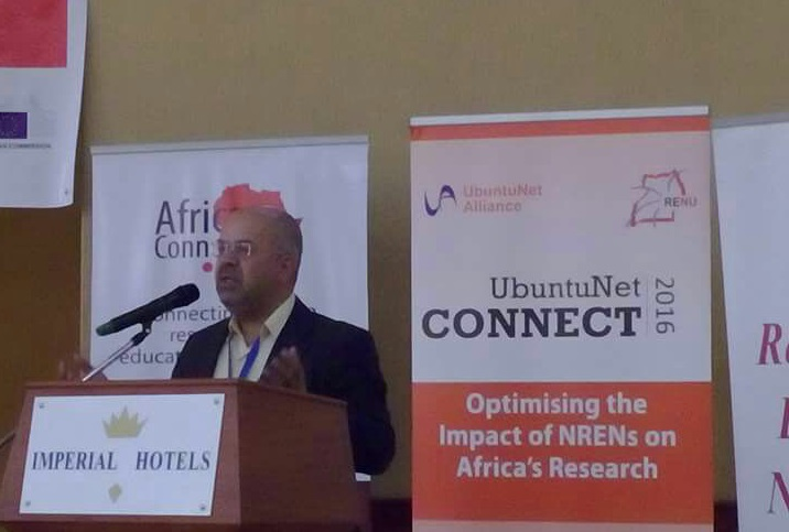 The Arab States Research and Education Network (ASREN) participates in the annual conference of the UbuntuNet Alliance UC2016 which took place in Entebbe, Uganda
