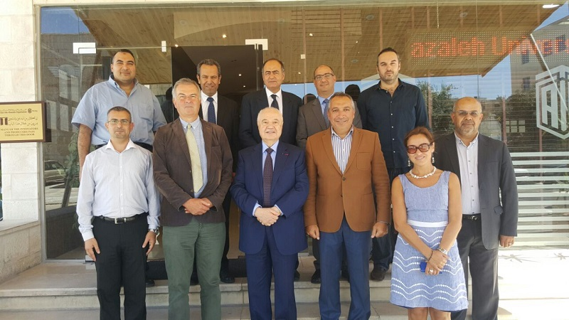 HE Dr. Talal Abu-Ghazaleh patronizes the EUMEDCONNECT3 and AfricaCONNECT2 (AC2) project meetings