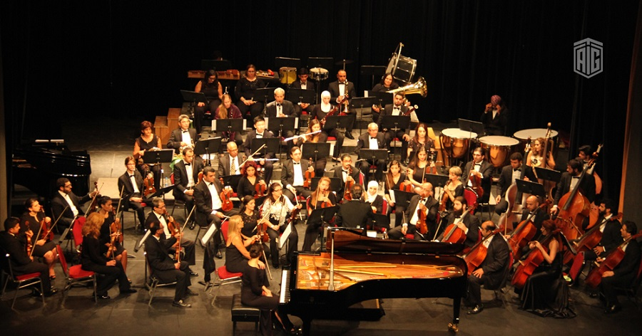 Under the Patronage of HE Dr. Talal Abu-Ghazaleh and Mexican Ambassador to Jordan HE Mr. Enrique Rojo, JOrchestra presents Mexican Conductor Maestro José Areán at King Hussein Cultural Centre