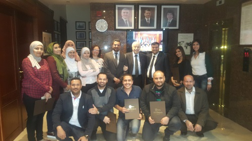 Talal Abu-Ghazaleh Knowledge Society (TAGKS), a member of TAG Foundation, holds a number of specialized courses in different fields