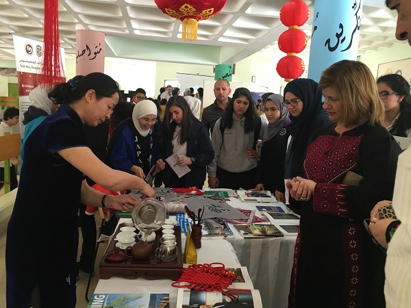 Talal Abu-Ghazaleh Confucius Institute (TAG-Confucius), participates in the Cultural Day of Jubilee School, for the sixth consecutive year