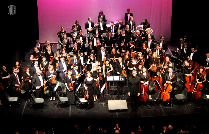 """Jordanian National Orchestra Association, whose Board of Trustees is chaired by HE Dr. Talal Abu-Ghazaleh, organizes a Jordanian German evening entitled """"Jordanian German Dialogue"""" with Junges Ensemble Berlin Sinfonieorchester"""