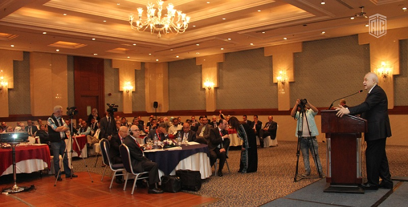 HE Dr. Talal Abu-Ghazaleh addresses three basic messages on Human Resources Training and Development during his keynote speech at the 1st Regional Conference of the International Federation of Training and Development Organizations (IFTDO)