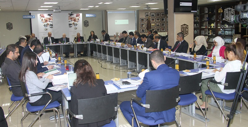 The Arab International Society for Management Technology (AIMICT) holds its annual meeting under the chairmanship of HE Dr. Talal Abu-Ghazaleh and the presence and participation of its members from Arab countries