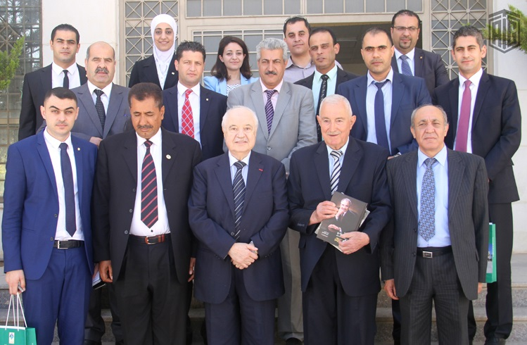 Talal Abu-Ghazaleh Cambridge IT Skills Center (AGCA-ITC) accredits Jadara University as an official center for conducting AGCA-ITC training courses and examinations in Arabic and English languages.