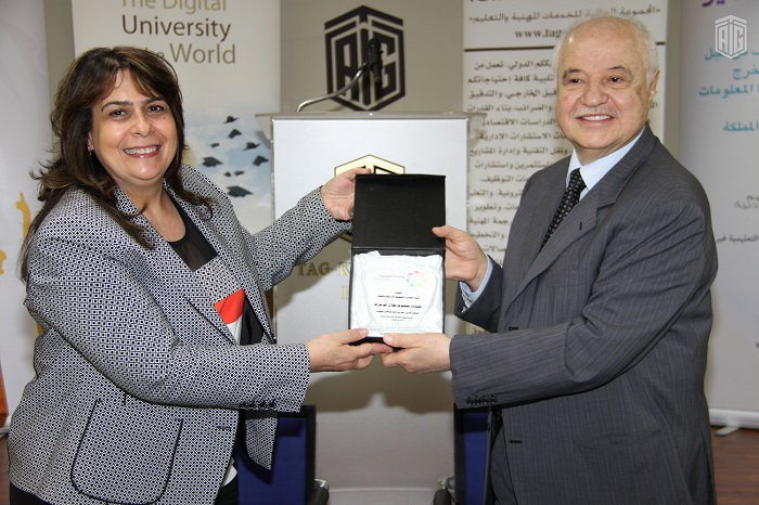 """Talal Abu-Ghazaleh Organization (TAG-Org), and the Jordan Education Initiative (JEI), renew their cooperation agreement to train fresh graduates through """"My Chance to Excel"""" program for the third consecutive year"""