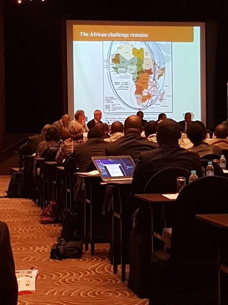 The Arab States Research and Education Network (ASREN) together with international research and education network partners participate in IST – Africa 2016 Conference, which was held in Durban - South Africa.