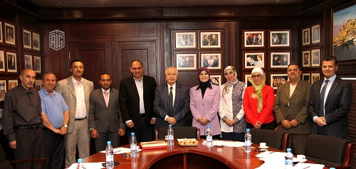 """Children Programs Committee"" of Talal Abu-Ghazaleh Knowledge Forum discussed future leaders"