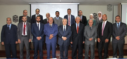 The Arab Society of Certified Accountants (Jordan) held its 28th Annual Meeting, under the chairmanship of HE Dr. Talal Abu-Ghazaleh.