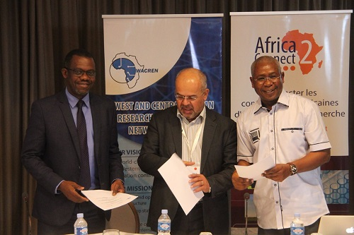 ASREN signs MoU with WACREN and UbuntuNet Alliance to implement the African Training Initiative