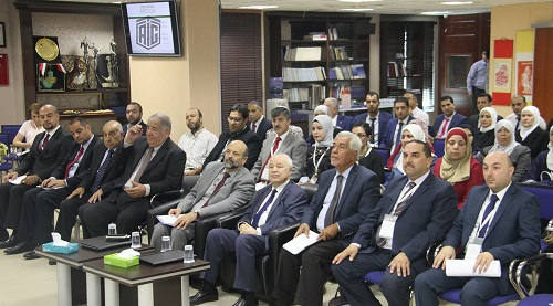 The Arab Organization for Quality Assurance in Education (AROQA) organizes a workshop under the patronage of HE Dr. Omar Razzaz and in the presence of AROQA