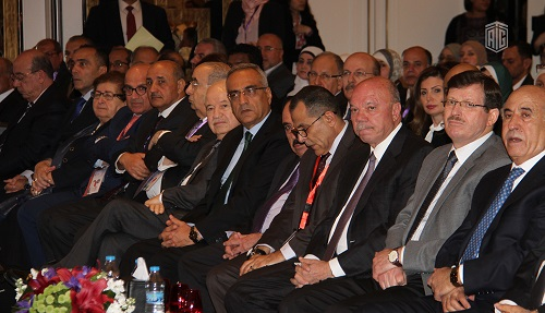 HE Dr. Talal Abu-Ghazaleh participates as a keynote speaker at the 2nd International Congress of Jordan Food and Drug Administration