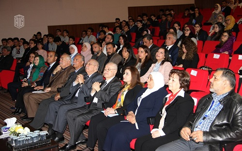 HE Dr. Talal Abu-Ghazaleh patronizes the 'Careers Day' at Jordan International Schools