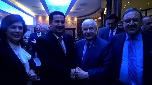 He Dr. Talal Abu-Ghazaleh announces the establishment of TAG-Org's third office in Iraq, agreements with Iraqi Government authorities