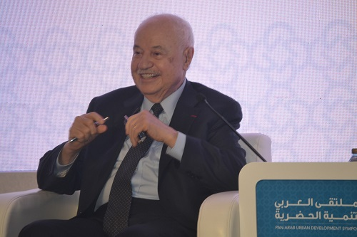 Abu-Ghazaleh Foresees 2.5b People Added to Urban Areas by 2050