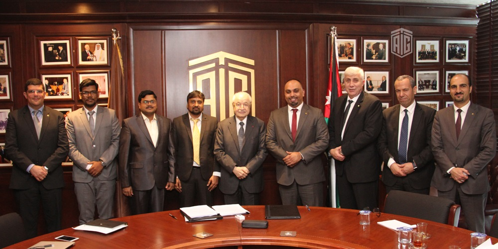 Abu-Ghazaleh launches AI services in cooperation with Fusion Informatics