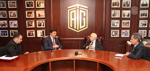 HE Dr. Talal Abu-Ghazaleh selected Honorary President of the Arab Commission for Satellite Broadcasting (ACSB) Board of Trustees