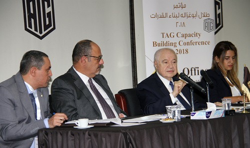 Talal Abu-Ghazaleh Organization (TAG-Org) holds a special conference entitled