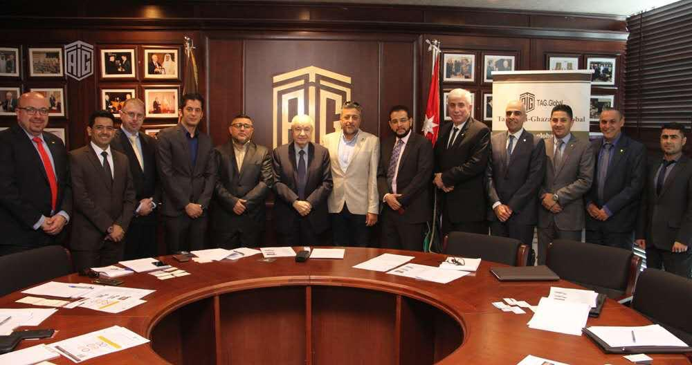Talal Abu-Ghazaleh Global Signs MoU with the Arab Businessmen Forum in China