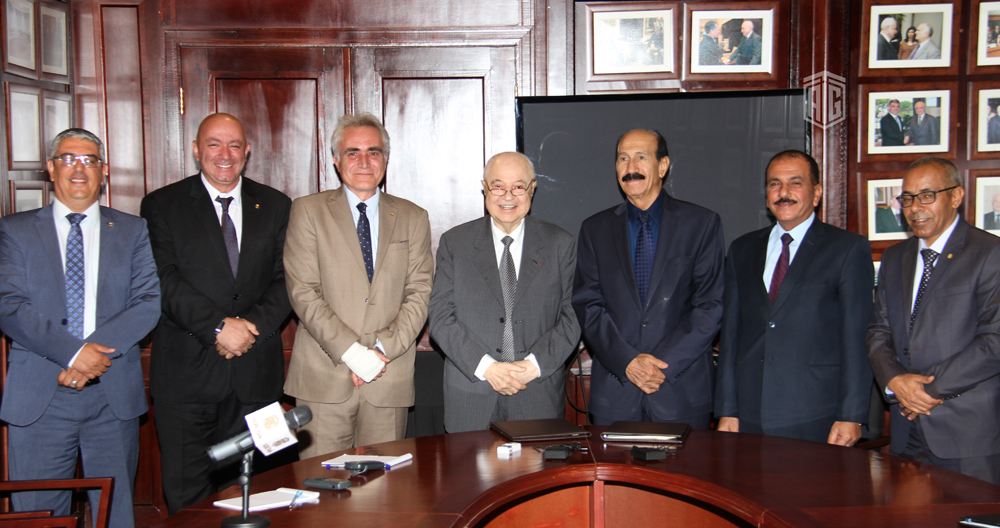 'Abu-Ghazaleh' Signs MoU with Economic Social Association of Retired Servicemen and Veterans