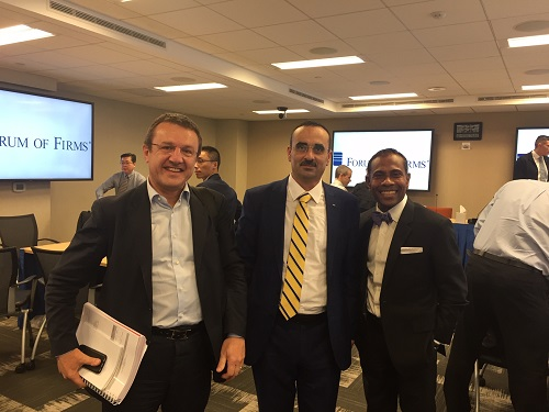 TAGI participates in the Annual FOF, IFAC meetings