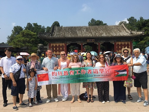 TAG-Confucius, Hanban and Shenyang Normal University organize 'Educators Delegation to China' Program for the Second Consecutive Year