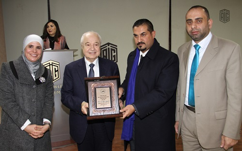 Abu-Ghazaleh Patronizes the Launch of 'Hemam Bank of Volunteering Work' Program