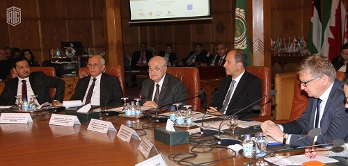 Abu-Ghazaleh acknowledges the support of the European Union to establish high speed networks for research and education